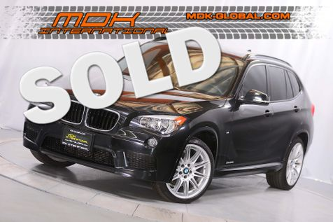 2014 BMW X1 sDrive28i - M Sport - Navigation - Ultimate pkg  in Los Angeles
