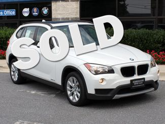 2014 BMW X1 xDrive28i NAV/Wood Grain Rockville, Maryland