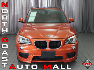 2014 BMW X1 xDrive35i M SPORT PACKAGE RED INTERIOR NAVIGATION PANO in Akron, OH
