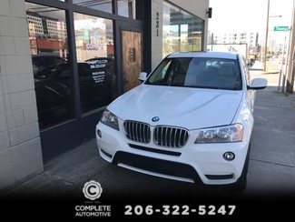 2014 BMW X3 xDrive28i All Wheel Drive Heated Seats Pano  Roof Navi Rear Camera Save $18,177 (5) ON SALE! in Seattle