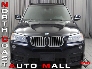 2014 BMW X3 xDrive28i M SPORT PREMIUM PACKAGE NAVI PANO in Akron, OH