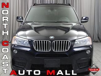 2014 BMW X3 xDrive28i M SPORT PREMIUM PACKAGE NAVI PANO  city OH  North Coast Auto Mall of Akron  in Akron, OH
