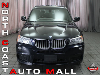 2014 BMW X3 xDrive28i M SPORT PACKAGE PANORAMIC ROOF in Akron, OH