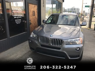 2014 BMW X3 xDrive28i All Wheel Drive Heated Seats Pano