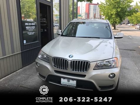 2014 BMW X3 xDrive28i All Wheel Drive Premium Driver Assist Tecnology Cold Weather Packages Great Options! in Seattle