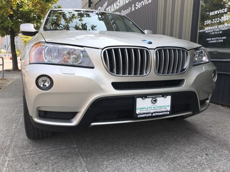 2014 BMW X3 xDrive28i All Wheel Drive Premium Driver Assist Tecnology Cold Weather Packages Great Options  city Washington  Complete Automotive  in Seattle, Washington