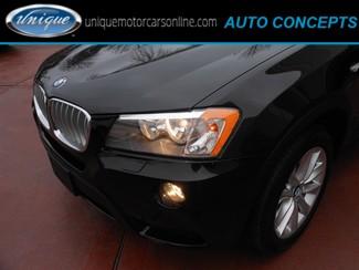 2014 BMW X3 xDrive28i Bridgeville, Pennsylvania 8