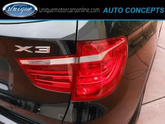 2014 BMW X3 xDrive28i Bridgeville, Pennsylvania 11