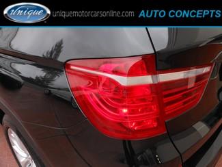 2014 BMW X3 xDrive28i Bridgeville, Pennsylvania 9