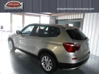 2014 BMW X3 xDrive28i Bridgeville, Pennsylvania 4