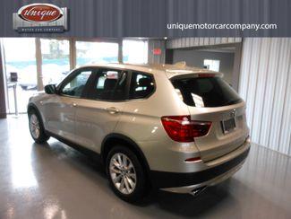 2014 BMW X3 xDrive28i Bridgeville, Pennsylvania 5