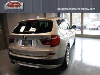 2014 BMW X3 xDrive28i Bridgeville, Pennsylvania 6