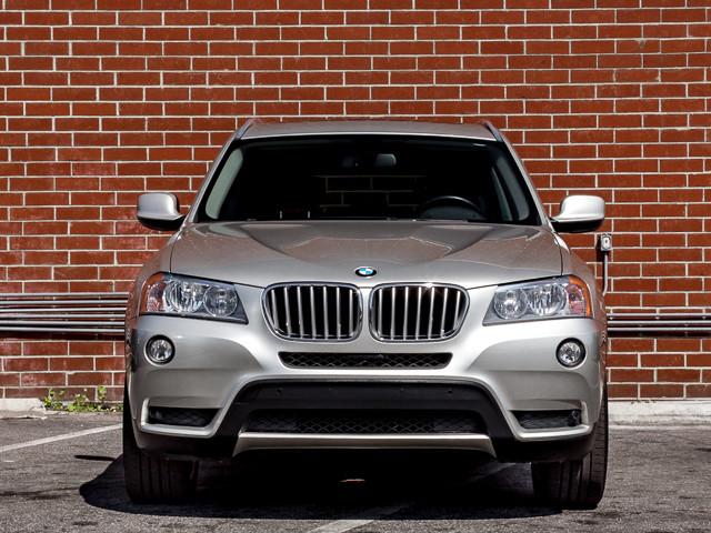 2014 BMW X3 xDrive28i Burbank, CA 1