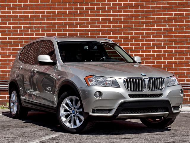 2014 BMW X3 xDrive28i Burbank, CA 2