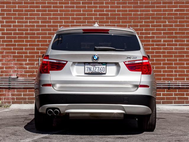 2014 BMW X3 xDrive28i Burbank, CA 5