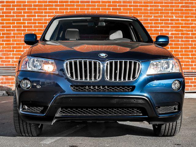 2014 BMW X3 xDrive28i Burbank, CA 4