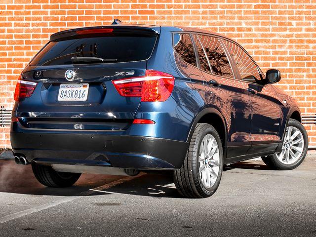 2014 BMW X3 xDrive28i Burbank, CA 6