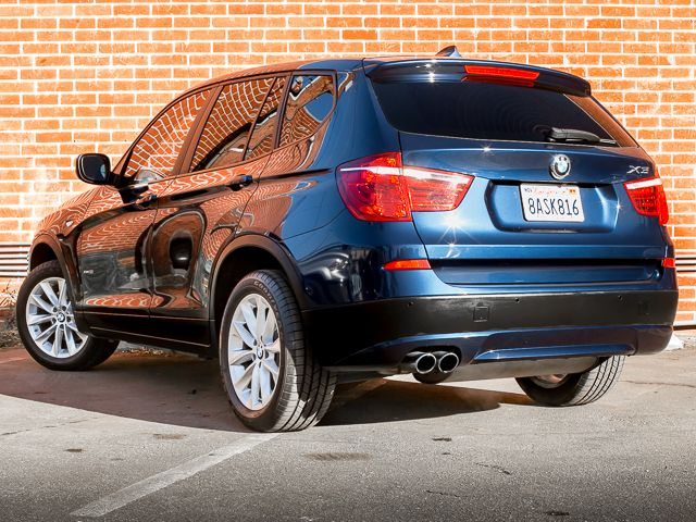 2014 BMW X3 xDrive28i Burbank, CA 7