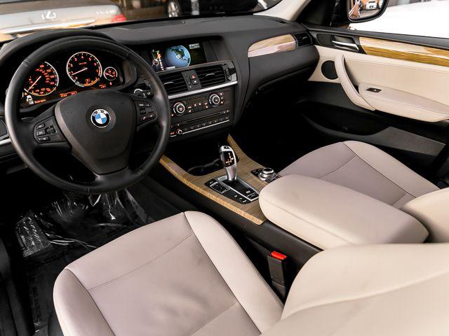 2014 BMW X3 xDrive28i Burbank, CA 9
