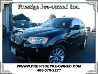 2014 BMW X3 xDrive28i   in Campbell California