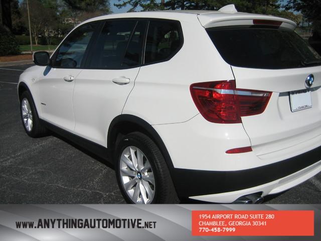 2014 BMW X3 xDrive28i Chamblee, Georgia 11