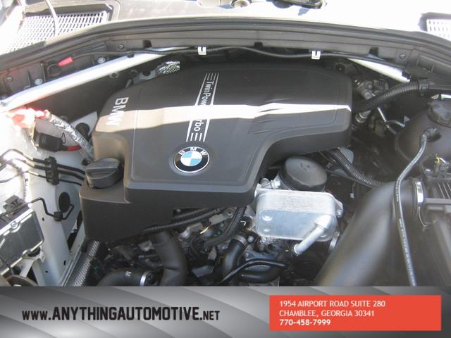 2014 BMW X3 xDrive28i Chamblee, Georgia 22