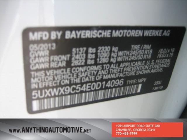 2014 BMW X3 xDrive28i Chamblee, Georgia 23