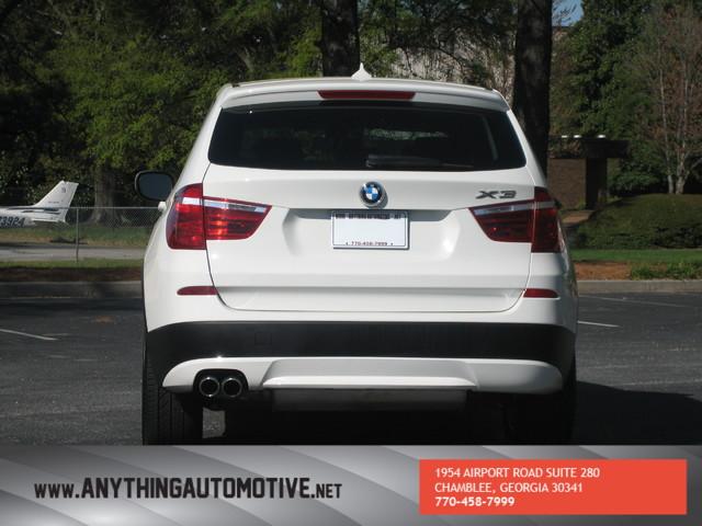 2014 BMW X3 xDrive28i Chamblee, Georgia 3