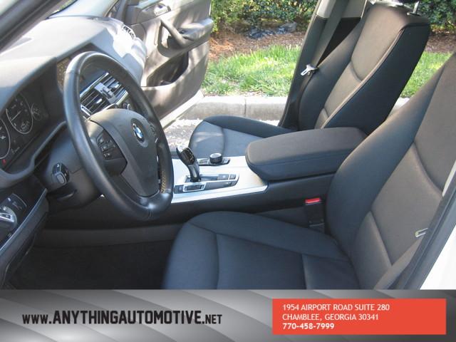 2014 BMW X3 xDrive28i Chamblee, Georgia 30
