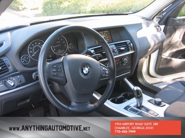2014 BMW X3 xDrive28i Chamblee, Georgia 31