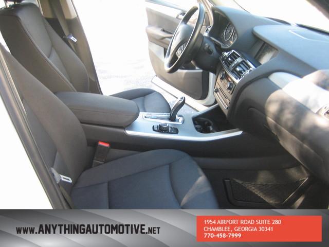 2014 BMW X3 xDrive28i Chamblee, Georgia 36