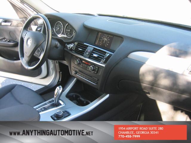 2014 BMW X3 xDrive28i Chamblee, Georgia 37