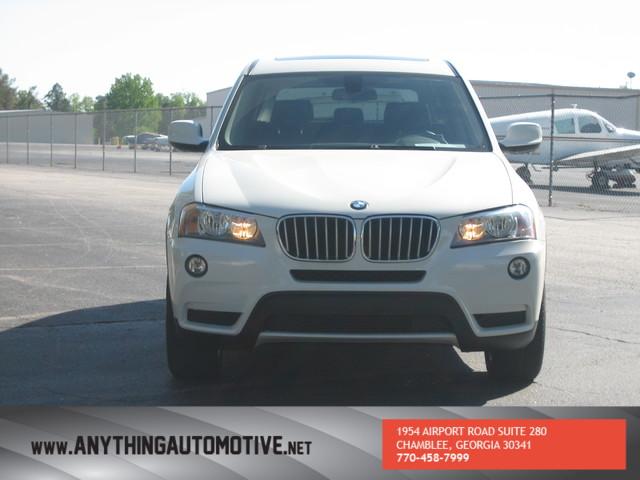 2014 BMW X3 xDrive28i Chamblee, Georgia 7