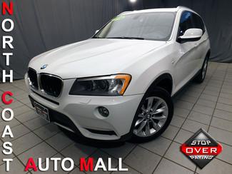 2014 BMW X3 xDrive28i  in Cleveland, Ohio