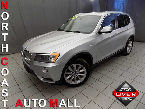 2014 BMW X3 xDrive28i  in Cleveland, Ohio