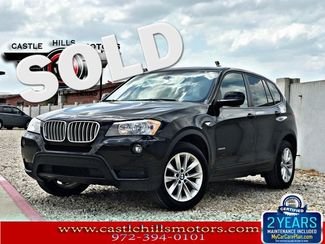 2014 BMW X3 xDrive28i xDrive28i | Lewisville, Texas | Castle Hills Motors in Lewisville Texas