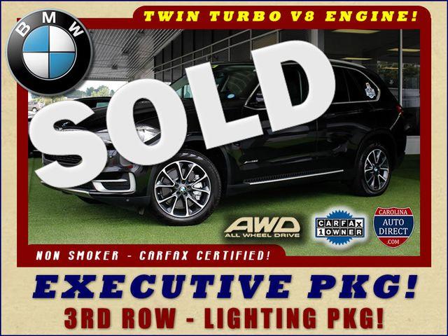 2014 BMW X5 xDrive50i AWD - EXECUTIVE PKG - 3RD ROW! Mooresville , NC 0