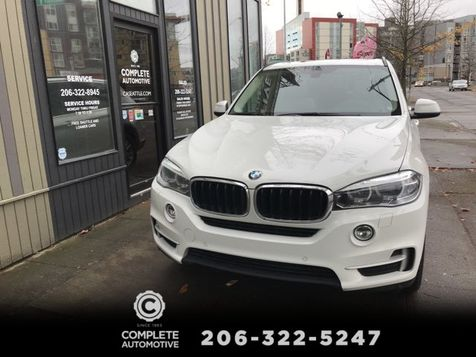 2014 BMW X5 xDrive35i All Wheel Drive 2 Owner Local Rear Camera Navigation Cold Weather Premium in Seattle