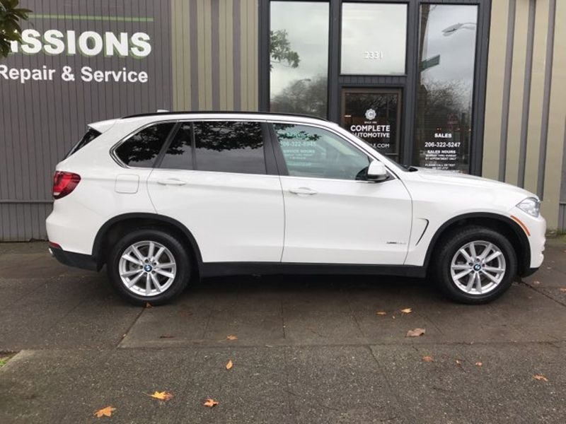 2014 BMW X5 xDrive35i All Wheel Drive 2 Owner Local Rear Camera Navigation Cold Weather Premium  city Washington  Complete Automotive  in Seattle, Washington