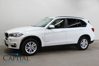 2014 BMW X5 xDrive35d AWD Clean Diesel with 3rd Row Seats in Eau Claire, Wisconsin