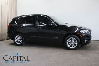 2014 BMW X5 xDrive35d AWD Diesel Luxury SUV w/Navigation, in Eau Claire, Wisconsin