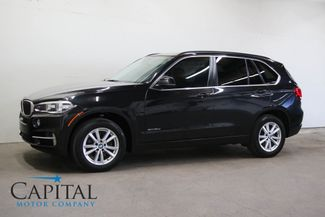 2014 BMW X5 xDrive35d AWD Diesel Luxury SUV w/Navigation, in Eau Claire, Wisconsin