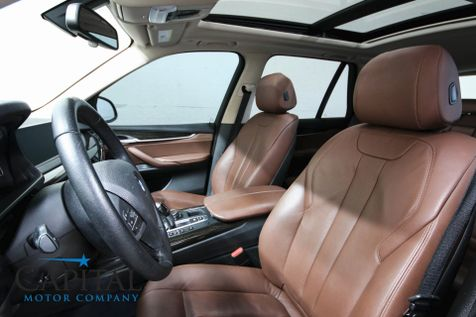 2014 BMW X5 xDrive35d AWD Diesel w/Navigation, Backup Cam, Heated Seats, Bluetooth Audio & Gorgeous Interior in Eau Claire
