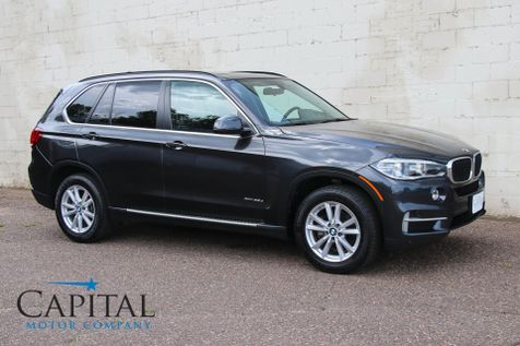 2014 BMW X5 xDrive35d AWD Diesel SUV with Navigation, Backup Cam, Panoramic Roof & Bluetooth Audio in Eau Claire