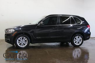 2014 BMW X5 xDrive35d AWD Diesel w/Navigation, Backup Cam, in Eau Claire, Wisconsin