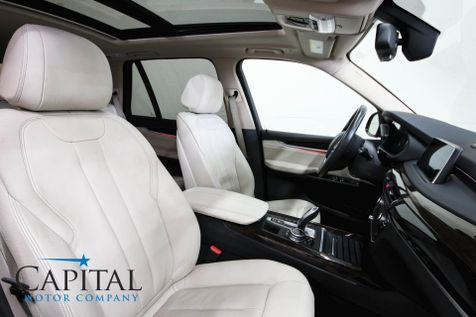 2014 BMW X5 xDrive35i AWD Luxury SUV with Navigation, Driver Assist, Cold Weather Pkg & LED Light Pkg in Eau Claire