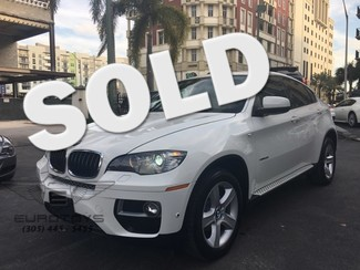 2014 BMW X6 XDrive35i in Miami FL