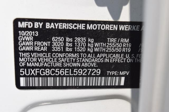 2014 BMW X6 xDrive 50i xDrive50i Richmond Hill, New York 26
