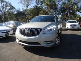 2014 Buick Enclave LEATHER. REAR ENTERTAINMENT SEFFNER, Florida
