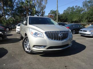2014 Buick Enclave LEATHER. REAR ENTERTAINMENT SEFFNER, Florida 7